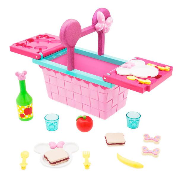 ミニー マウス ピクニック バスケット ディズニー おもちゃ