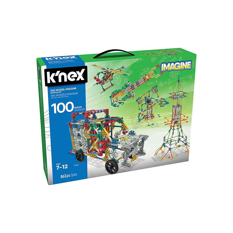 K'NEX パズル 組み立て おもちゃ 子供 海外 知育玩具