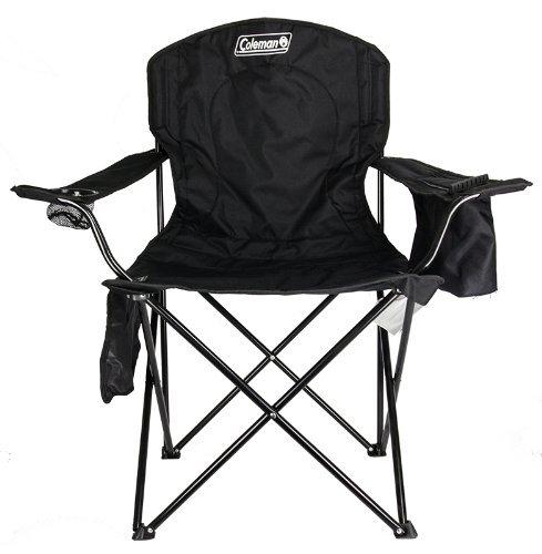 COLEMAN コールマン チェア 椅子 折りたたみ ドリンククーラー付 キャンプ アウドドア
