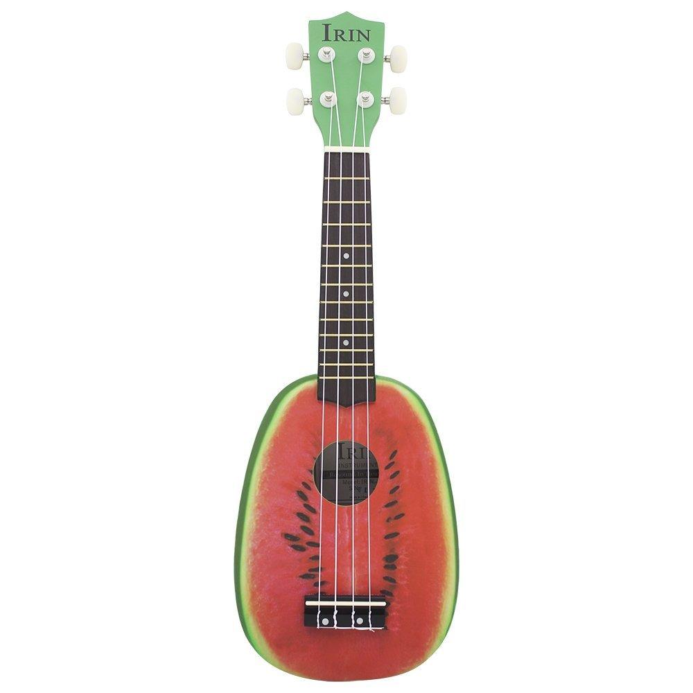スイカ ウクレレ ミニギター 楽器 果物