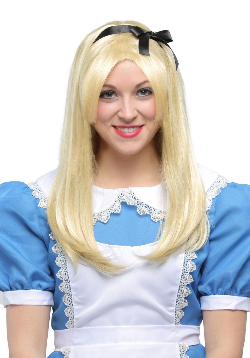 アリス コスプレ ふしぎの国のアリス かつら ウィッグ 女性 レディース ディズニー キャラクター コスプレ 仮装