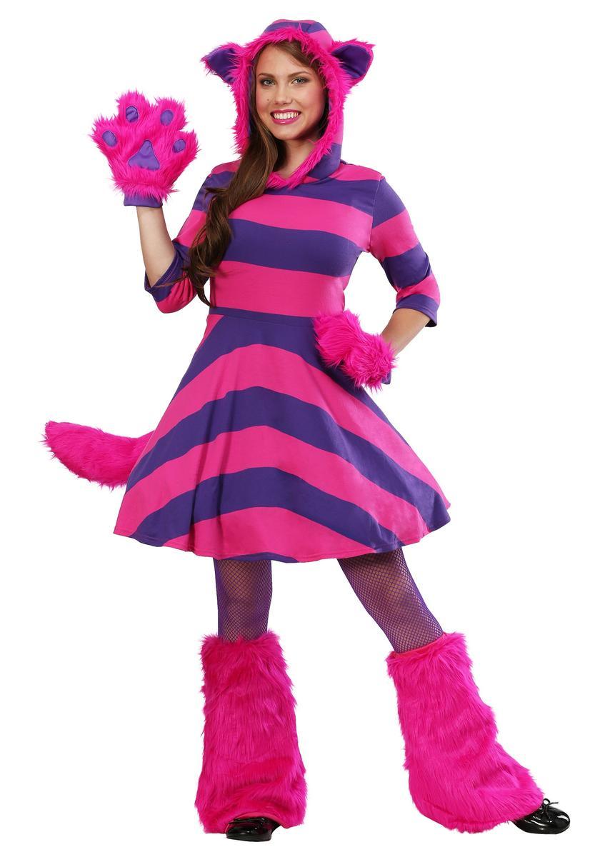 ディズニー コスチューム 大人 ふしぎの国のアリス チェシャ猫 レディース キャラクター 動物 コスプレ 衣装 仮装