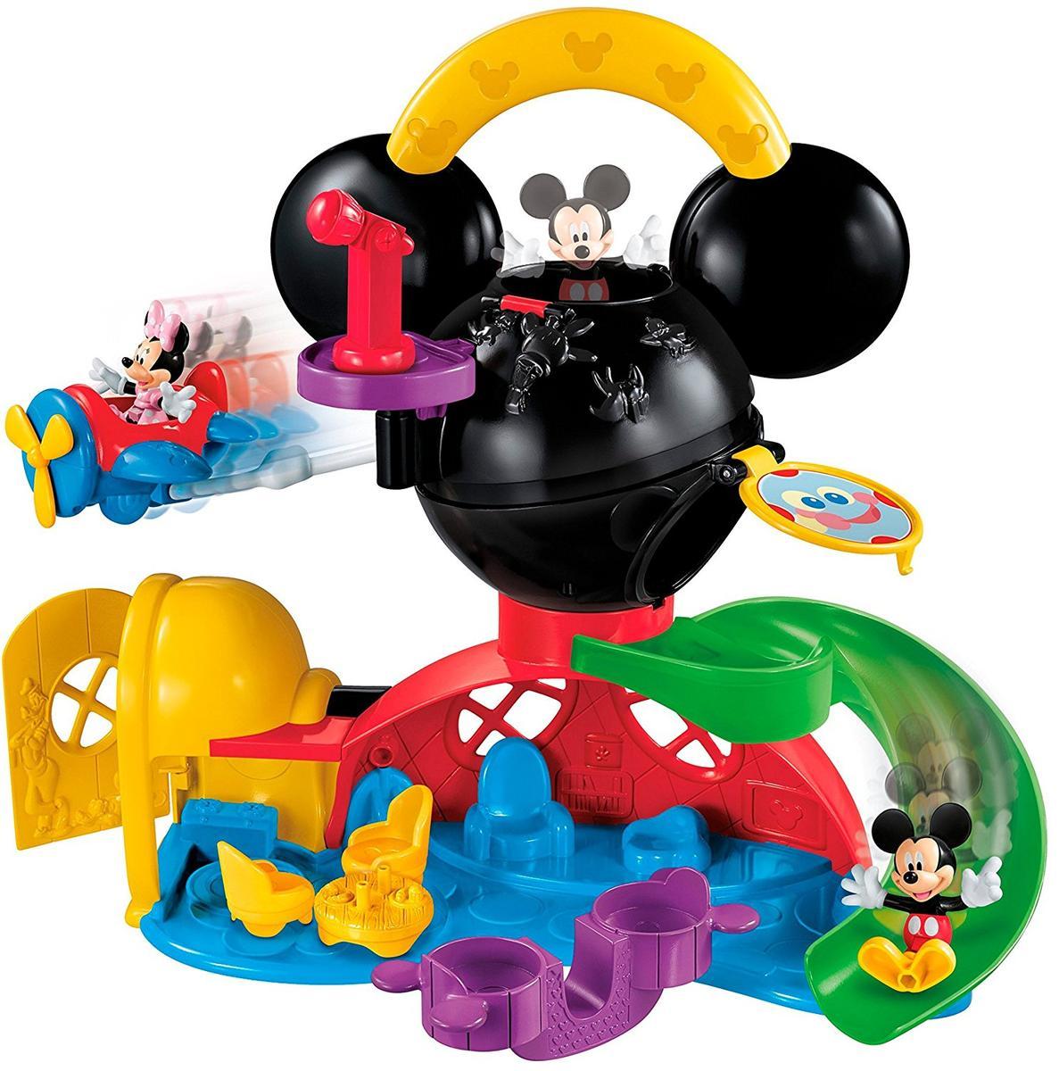 格安人気 Fisher-Price Fisher-Price フィッシャープライス おもちゃ ミッキーマウス ミニーマウス クラブハウス ディズニー Fly N Slid N ディズニー 海外 おもちゃ, はきものや:65809c2c --- canoncity.azurewebsites.net