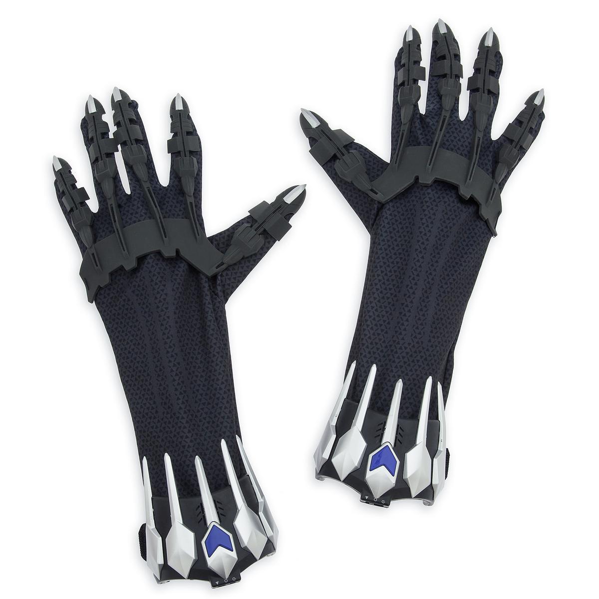 ブラックパンサー 音が鳴る 手袋 グローブ おもちゃ 子供 男の子 マーベル アメコミ ヒーロー コスプレ 仮装