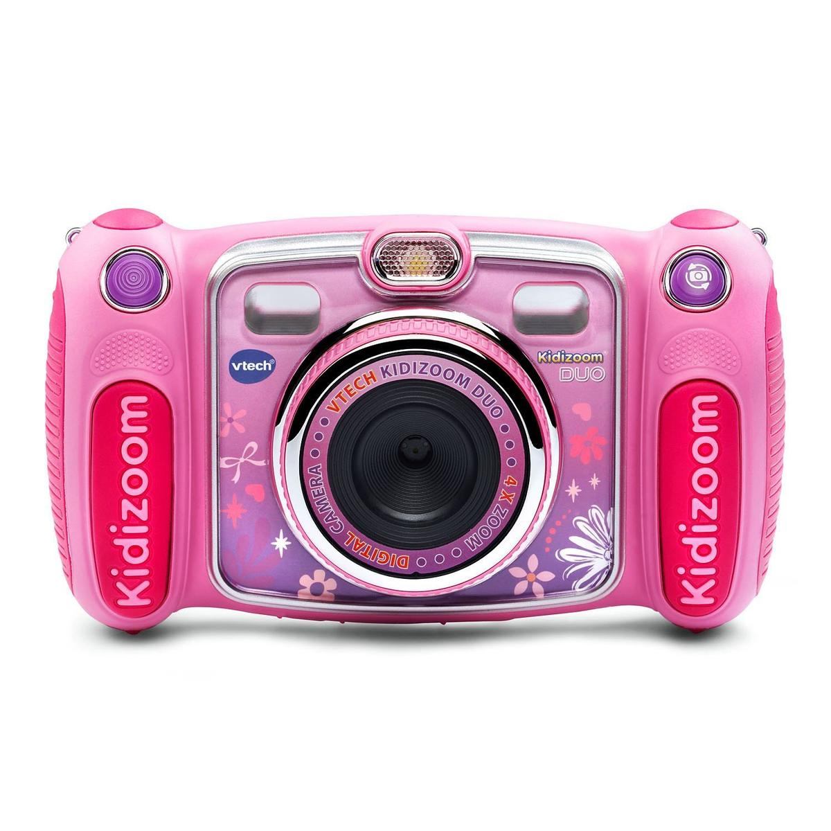VTech 子供 カメラ Kidizoom DUO Selfie ピンク ブルー グリーン 海外 電子玩具