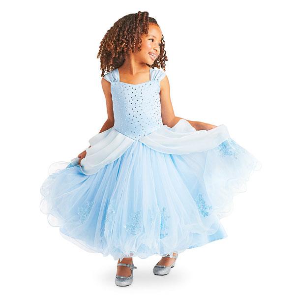 ディズニー コスチューム 子供 シンデレラ ドレス プリンセス シグネチャー コレクション パーティー イベント 誕生日
