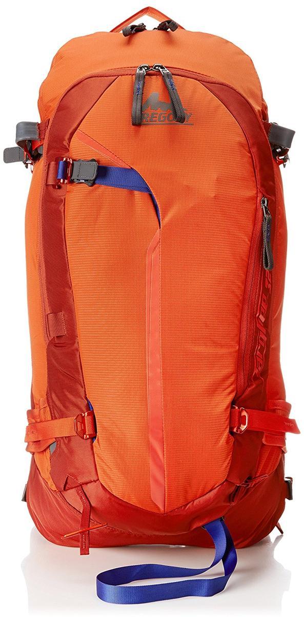 グレゴリー GREGORY ターギー32 リュックサック オレンジ 登山 スキー アウトドア キャンプ バックパック