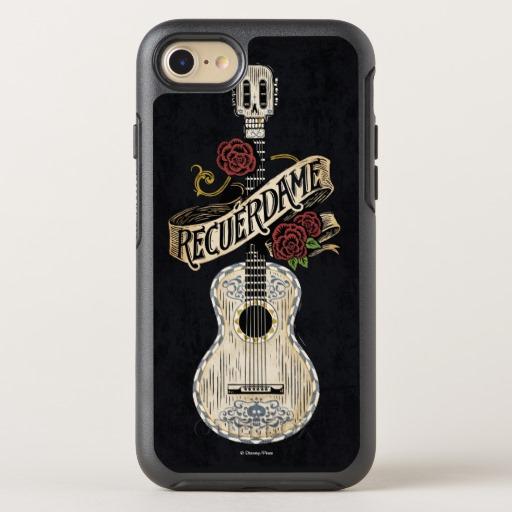 スマホ ケース ディズニー リメンバー ミー ギター スマートフォン ケース Apple iPhone 8 7 8Plus 7Plus 6 6s 6Plus Samsung Galaxy S8