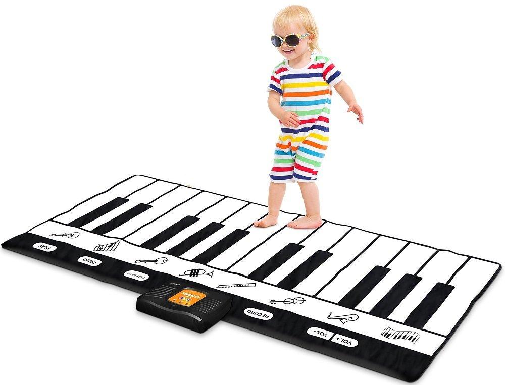 タブレット型ピアノ Play22 180cm ピアノマット 楽器 おもちゃ ダンス エクササイズ 海外 グッズ