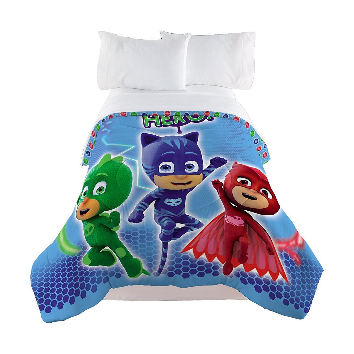 しゅつどう! パジャマスク セミダブル / ダブル 掛け布団 子供 寝具