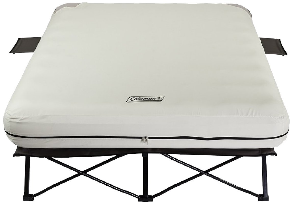 acomes: Coleman Coleman air bed COT queen size folding portable