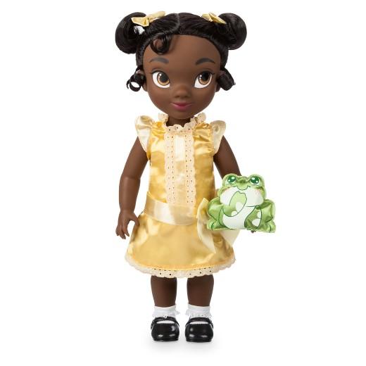 ティアナ Disney ディズニー Princess Animators Collection 16 Inch Doll  プリンセスと魔法のキス ドール 人形 おもちゃ 通常便は送料無料