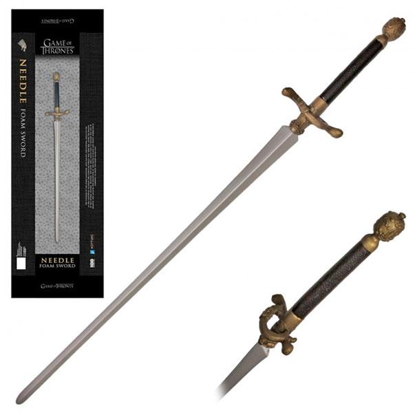 ゲーム オブ スローンズ レプリカ ニードル ソード アリア スターク 剣 コスプレ 71cm