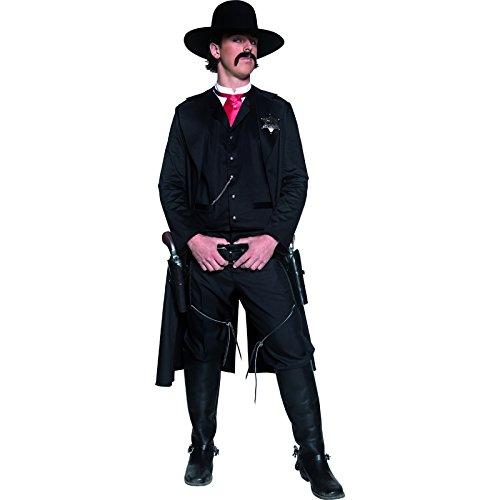 西部劇 ウエスタン 保安官 コスチューム コスプレ 仮装 衣装 大人 男性