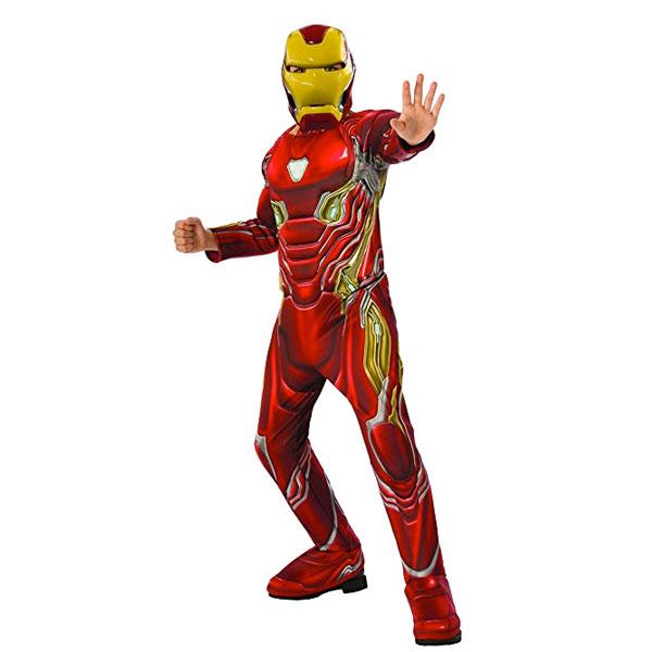 アイアンマン コスプレ 子供 コスチューム ハロウィン 衣装 イベント パーティー アベンジャーズ インフィニティ ウォー