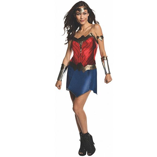 ワンダーウーマン コスチューム バットマン VS スーパーマン ジャスティスの誕生 女性 大人 衣装