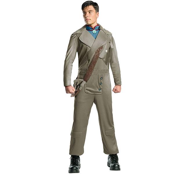 スティーブ・トレバー コスチューム ワンダーウーマン 男性 大人 衣装