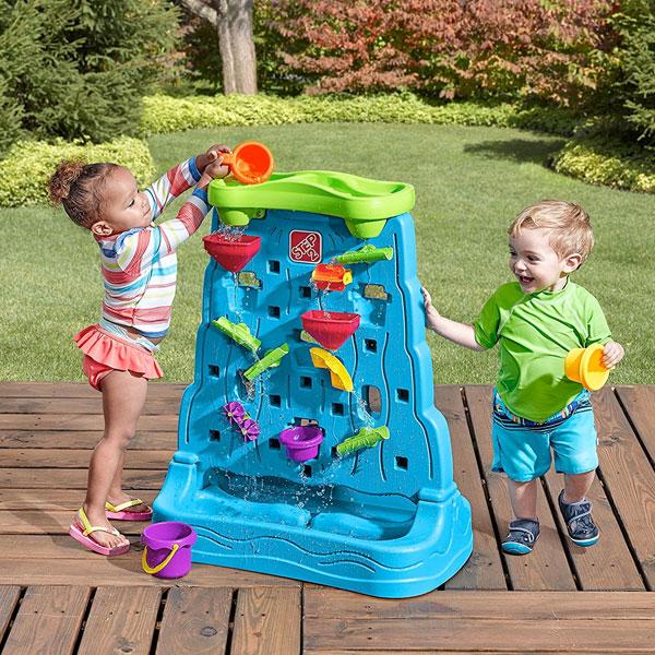 水遊び ウォーター フォール プレイ セット 遊具 通常便は送料無料