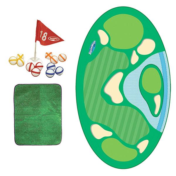 ポータブル プール サイド チップ イン ゴルフ ゲーム 通常便は送料無料
