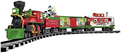 ミッキー マウス クリスマス エクスプレス すぐに遊べる ディズニー クリスマス プレゼント 誕生日 ギフト インテリア 飾り ウインター シーズン 部屋 デコレーション