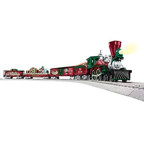 ディズニー ミッキー マウス ホリデートゥーリメンバー クリスマス トレイン セット Oゲージ プレゼント ギフト インテリア 飾り 部屋 デコレーション