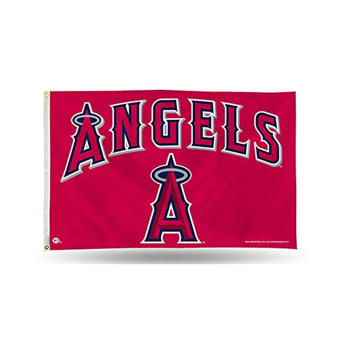 ロサンゼルス エンゼルス オブ アナハイム グッズ MLB バナー フラッグ 旗