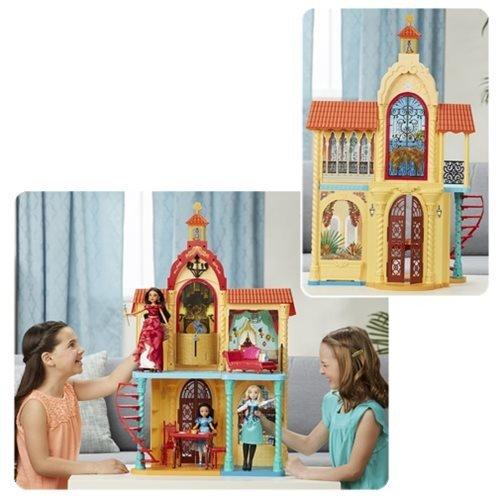 アバローのプリンセス エレナ おもちゃ お城 フィギュア セット ディズニー グッズ 子供 キッズ