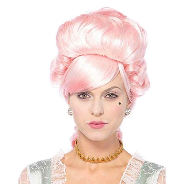ヨーロッパ 演劇 ハロウィン かつら 貴族 マリー 中世 学祭 コスプレ パーティー ウィッグ ヘアー イベント 盛り 舞台 アントワネット