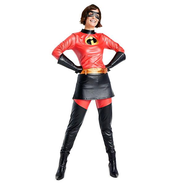 インクレディブル・ファミリー 女性用 大人 コスチューム 衣装 ピクサー Mr.インクレディブル ハロウィン 通常便は送料無料