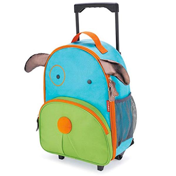 スキップホップ 子供 キャリーバッグ リュック Zoo 幼児 かばん 通常便は送料無料