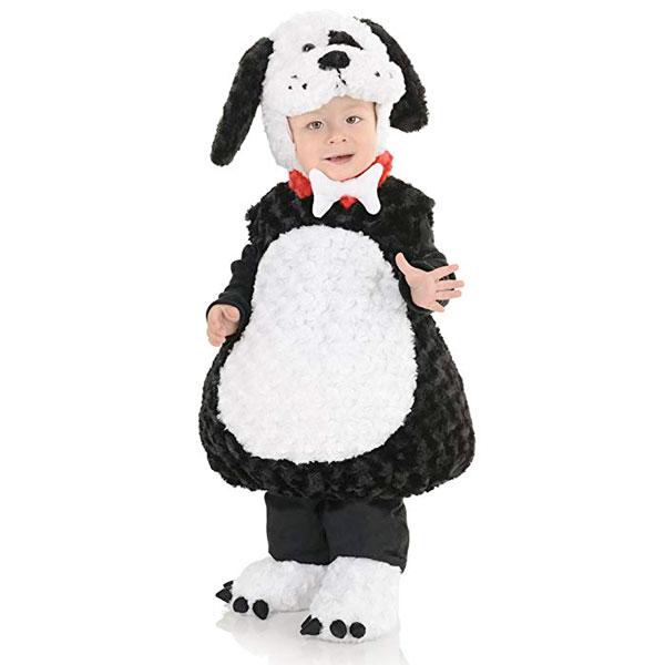子犬 パピー 犬 ワンちゃん ベビー 子供用 コスチューム 衣装 かわいい ハロウィン 仮装 動物 写真撮影 赤ちゃん 通常便は送料無料