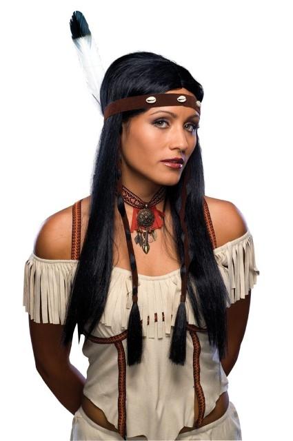 インディアン かつら ネイティブ アメリカン 大人 ウィッグ