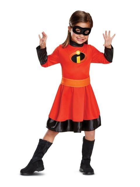 ヴァイオレット インクレディブル ファミリー クラシック コスチューム バイオレット 幼児 子供 コスプレ 衣装 ハロウィン