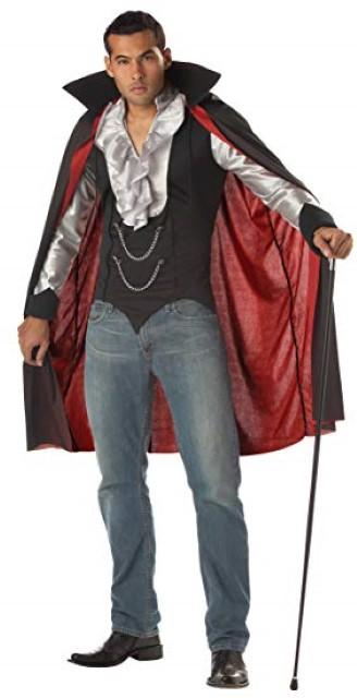 吸血鬼 コスプレ メンズ クールなバンパイア 衣装 コスチューム 男性 大人用