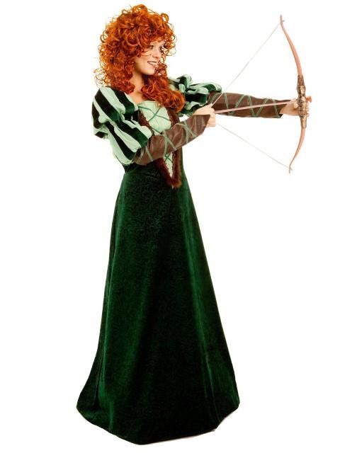 森のプリンセス 緑 ドレス コスチューム デラックス ハロウィン コスプレ イベント パーティー 衣装 レディース 大人