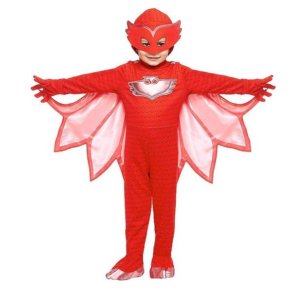 アウレット コスチューム しゅつどう!パジャマスク ハロウィン コスプレ 幼児 子供 キッズ 衣装