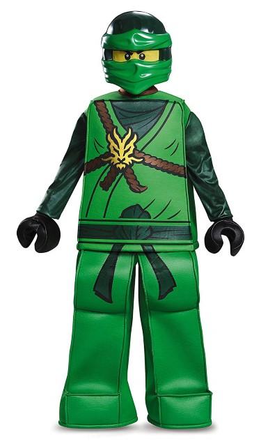 レゴ ニンジャゴー ロイド 男の子 衣装 コスチューム 子供 ハロウィン 人気 Lloyd