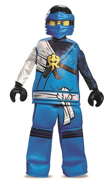 レゴ ニンジャゴー ジェイ 男の子 衣装 コスチューム 子供 ハロウィン 人気 Jay