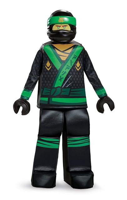 通常便なら送料無料 レゴ ニンジャゴー コスチューム ロイド 男の子 Lloyd 本日の目玉 衣装 子供 人気 ハロウィン 国内正規品