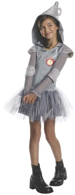 オズの魔法使い ブリキ ブリキ女 木こり 衣装 コスプレ 子供 少女