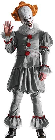 ペニーワイズ 衣装 コスチューム イット ピエロ メンズ ハロウィン グランドヘリテイジ