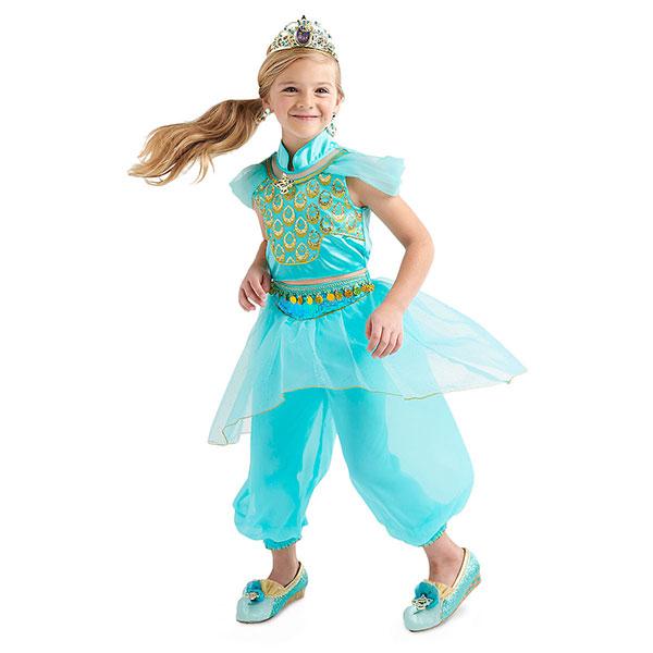 ジャスミン コスプレ 子供 仮装 ハロウィン 女の子用 ディズニー プリンセス 通常便は送料無料
