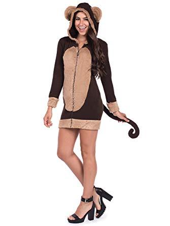 ゴリラ 着ぐるみ 女性用 かわいいモンキー 猿 大人 動物 仮装 コスプレ ハロウィン コスチューム 衣装