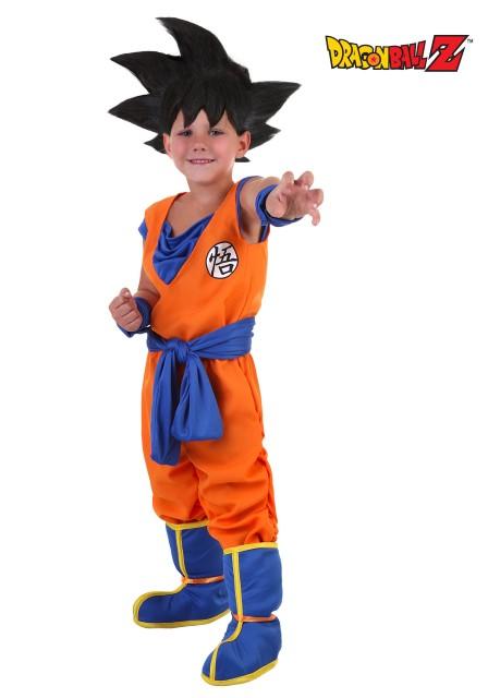 悟空 コスチューム ドラゴンボール Z ハロウィン 仮装 イベント 衣装 パーティー 幼児 子供