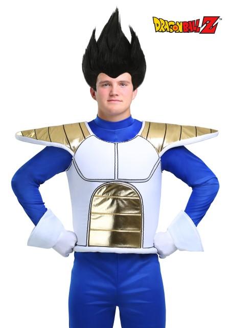 ベジータ アーマー ベスト ドラゴンボール Z ハロウィン コスチューム サイヤ人 仮装 イベント 衣装 パーティー メンズ 大人