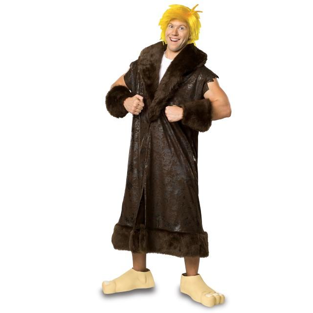 バーニー コスチューム 原始家族 フリントストーン 原始人 ハロウィン 仮装 コスプレ 衣装 イベント パーティー 大人