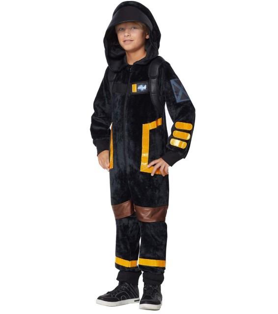 ダークボイジャー コスチューム フォートナイト Fortnite ゲーム ハロウィン 仮装 コスプレ イベント 衣装 子供 キッズ