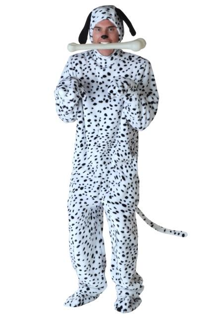 犬 着ぐるみ ダルメシアン 大人 衣装