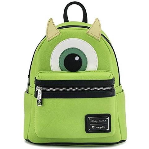 マイク ミニ バックパック ラウンジフライ X ディズニー コラボ バッグ かばん モンスターズインク 小さい リュック ギフト プレゼント