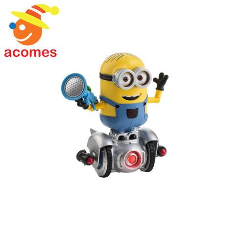 WowWee ミニオン MiP ターボ デイブ バランシング ロボット おもちゃ クリスマス ギフト プレゼント 誕生日 ワウウィー